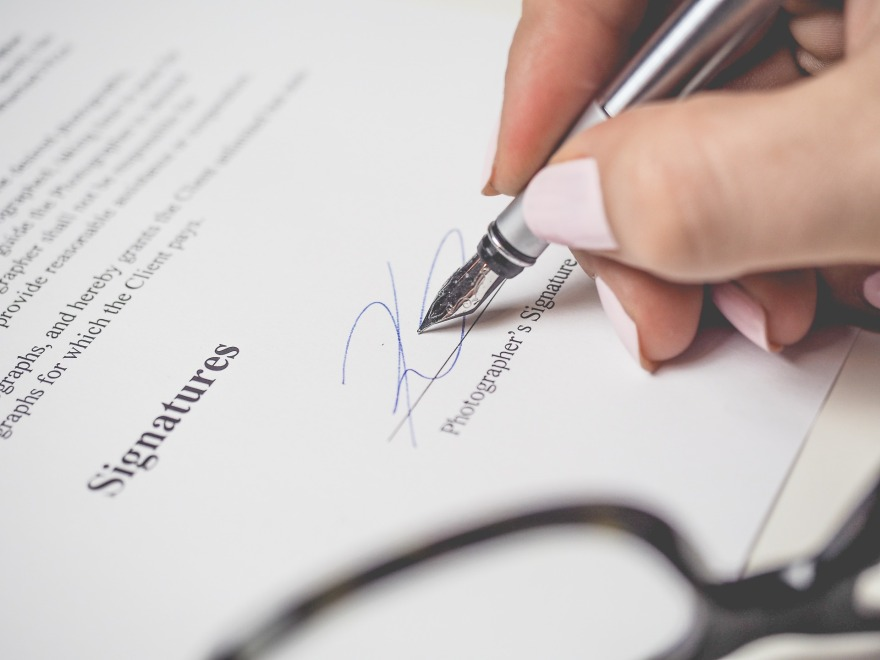 Signer un pdf par Virtuelle Solutions